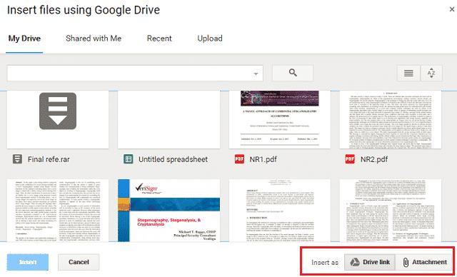 insert-files-using-google-drive
