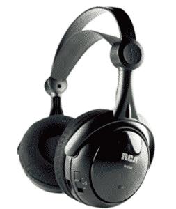 rca-whp budget headphones