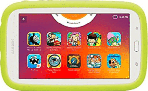 screenshot of samsung-galaxy-tab