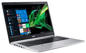 screenshot of Acer laptop