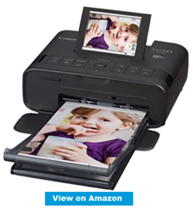image of canon selfie photo printer