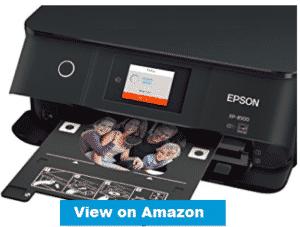 image of epson expression photo-printer