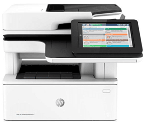 image of HP M527dn