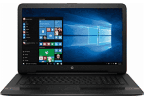 imaage of HP-flagship notebook