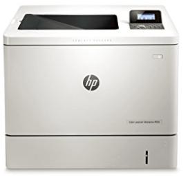 image of HP-laserjet-M553n