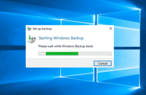 Ultimate Guide to Create Automatic Backup in Windows 10