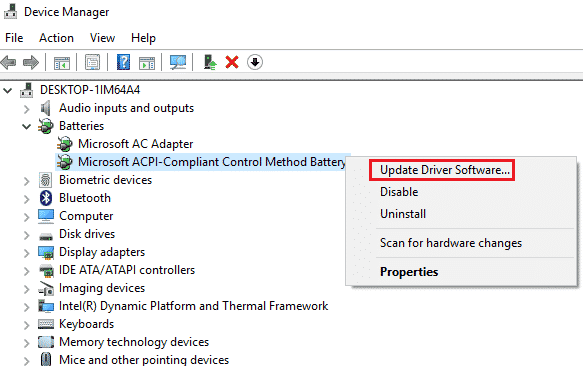update-battery-drivers