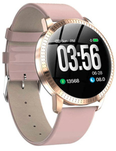screenshot of Boens smartwatch
