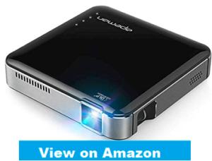 image of Apeman mini projector
