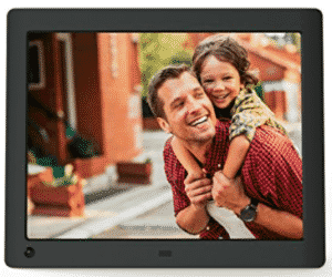 image of NIX digital photo frame