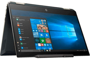 image of HP 2in1 laptop