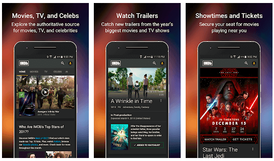 imdb-tv-app for android