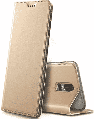 image of brown-colored phone cover
