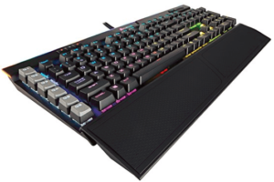image of corsair keyboard