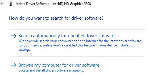 update-display-software