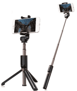 humixx in selfie & tripode mode