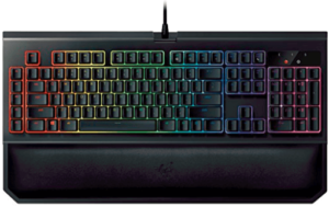 image of keyboard to play games