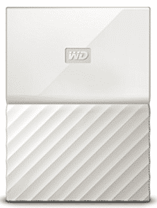 image of wd-2tb in white color