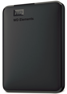 wd-elements 2Terabyte hdd