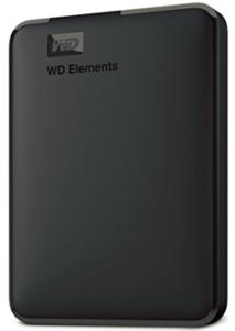 wd-elements 2Terabyte hdd