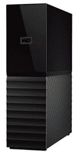 image showing western digital drive