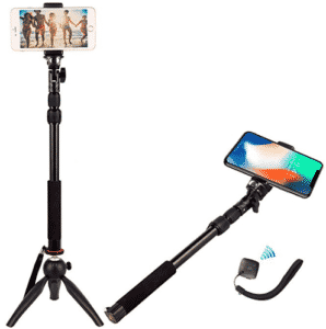 screenshot of zuumo-make selfie-stick