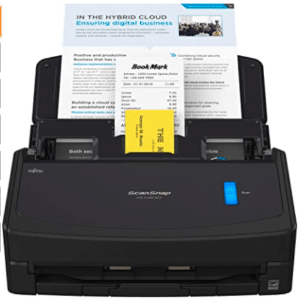image of photo-scanner with ADF