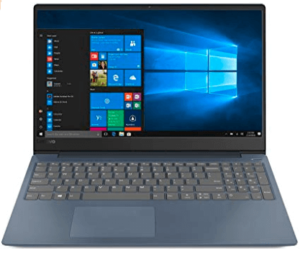 Image of Ideapad with windows 10