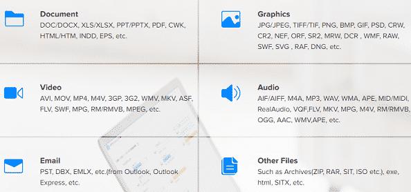 easeUS-file-support details