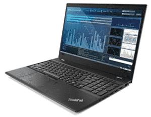side view of Lenovo thinkpad