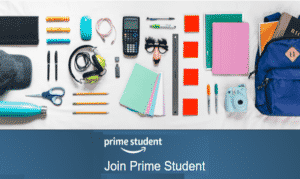 Amazon Prime Student: Program You can't Resist