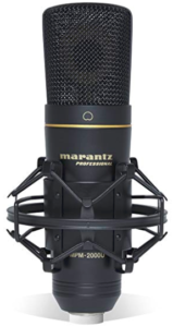 image of Marantz Microphone