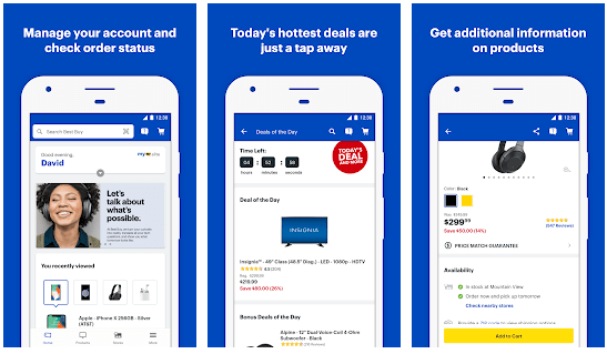 best buy mobile shopping app