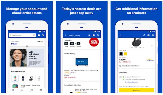 best buy mobile shopping app