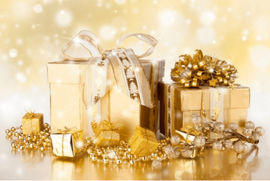 image showing gifts and presents for christmas