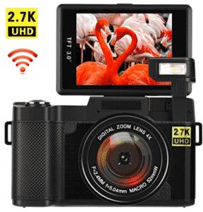 front image of digital-camera
