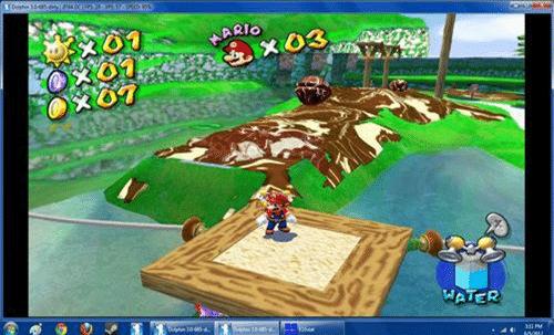 dolphin emulator's image