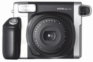 screenshot of Fujifilm camera