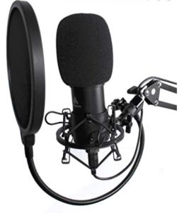 Maono's microphone image