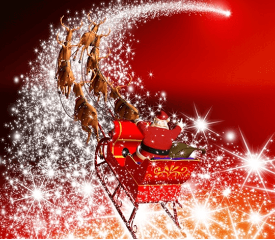 santa-red-wallpaper