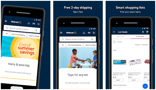 screenshot showing summer savings