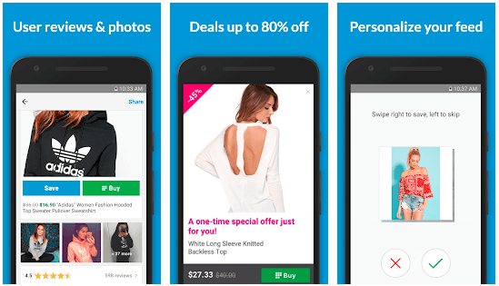 app image showing 80% off