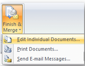 finish and merge-options-word-document