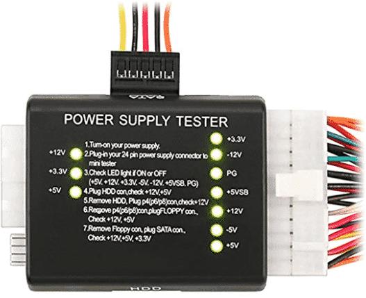Best Power Supply Tester