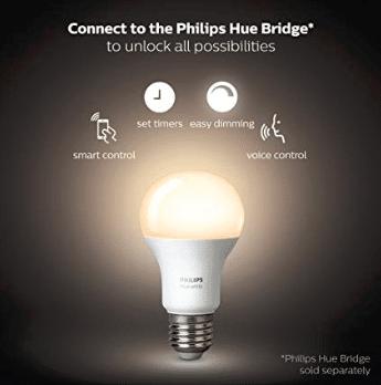 image of philips-hue smart lighting