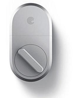 smart lock with Knob