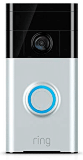 WiFi enabled smart-doorbell