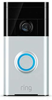 WiFi enabled smart-doorbell