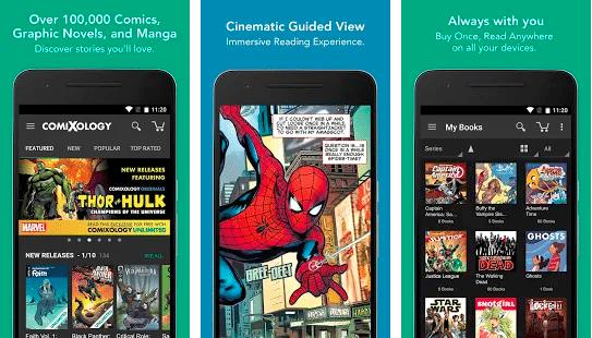 image of comics 2019 edition