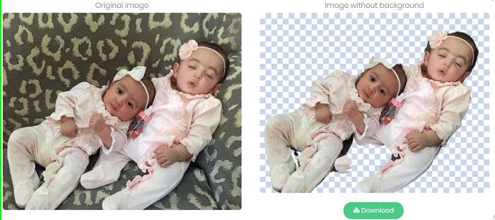 remove background images